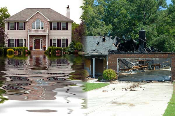 Water and Fire Damage Services